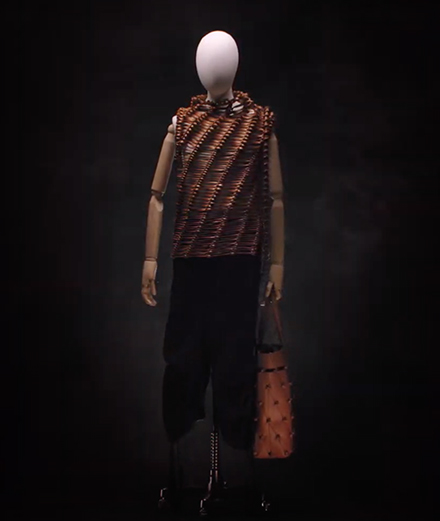 Jonathan Anderson tells the story of Loewe 2021 spring-summer menswear