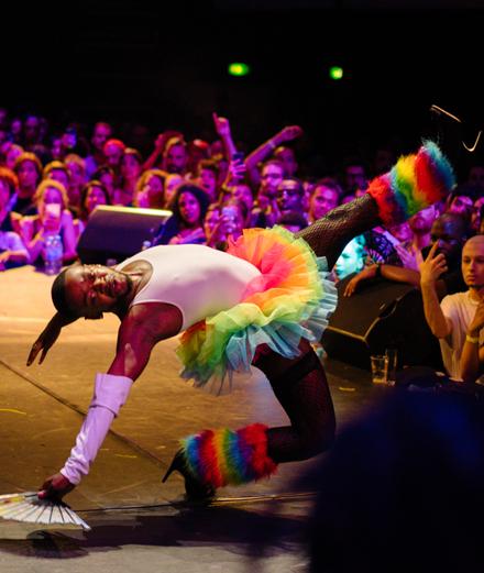 """Festival Loud & Proud : """"J'en avais marre des festivals de barbus qui font du rock !"""""""