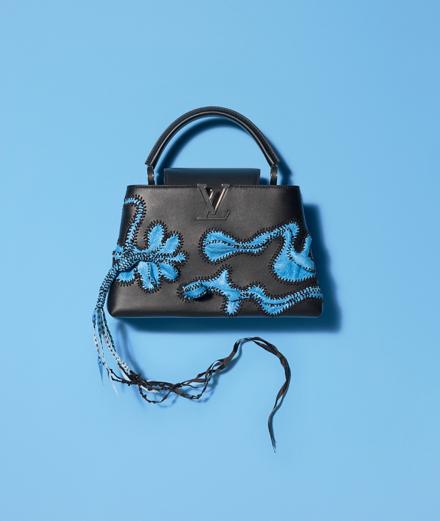 6 artistes réinventent un sac Louis Vuitton