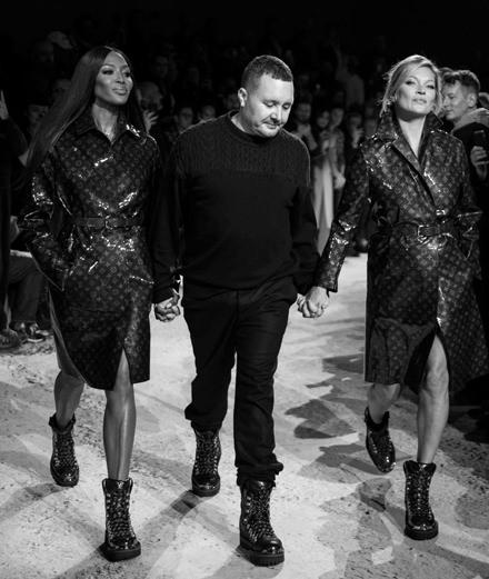 Le défilé Louis Vuitton homme automne-hiver 2018-2019 vu par Mehdi Mendas