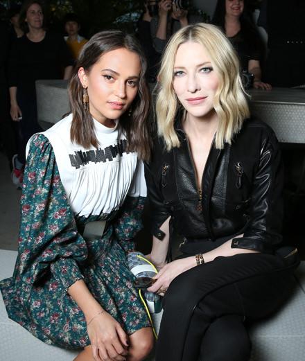 Quelles célébrités ont assisté au défilé Louis Vuitton Croisière 2019-2020 à New York?