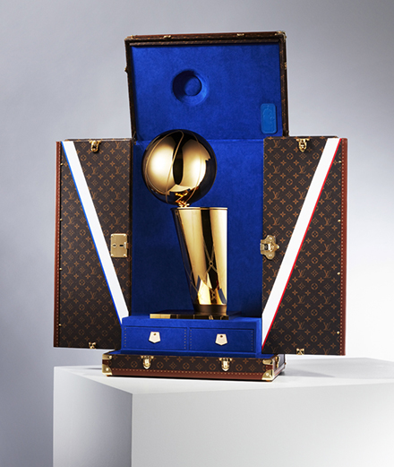 Louis Vuitton s'invite en NBA