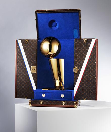 Louis Vuitton s'invite en NBA