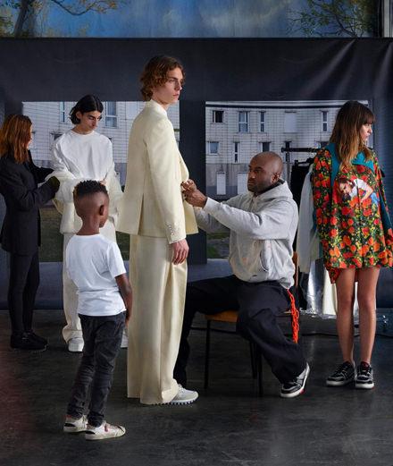 Qui est Mohamed Bourouissa, l'artiste qui a réalisé la première campagne de Virgil Abloh pour Louis Vuitton ?
