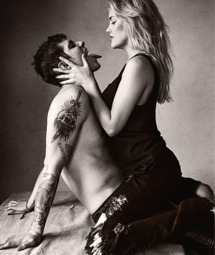 """""""Love Stories"""", l'amour photographié par Victor Demarchelier"""