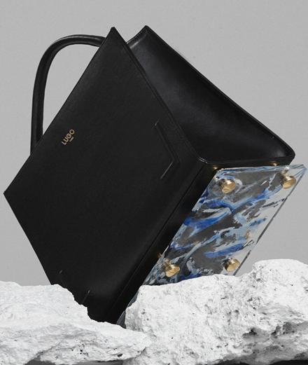 LUGO : quand l'art s'invite sur des sacs à main