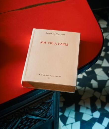 Les adresses secrètes d'Astier de Villatte à Paris