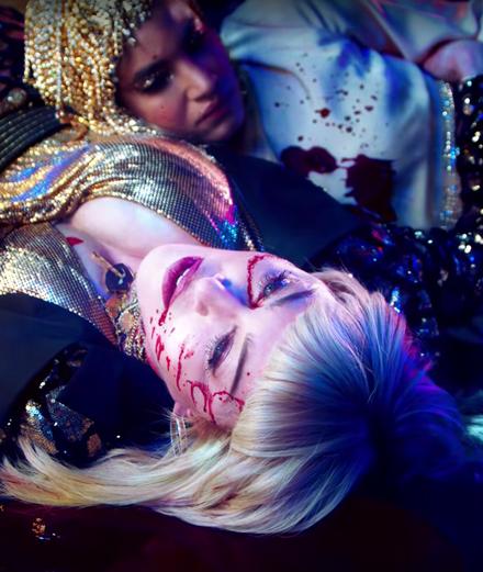 Vidéo : Madonna milite contre les armes à feu