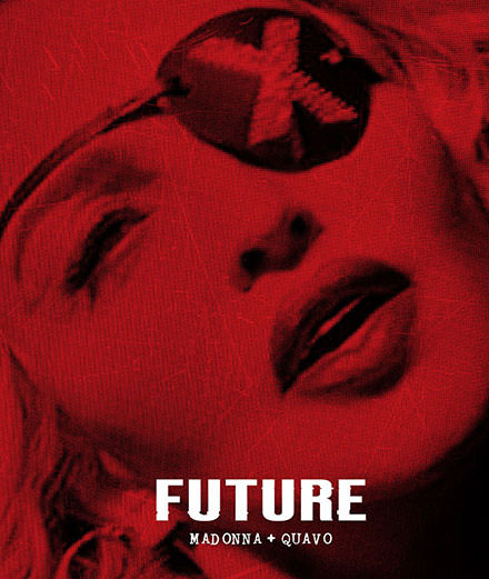 Madonna dévoile un titre reggae avec un membre des Migos