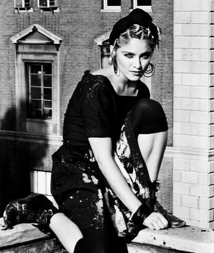 Le jour où Madonna est arrivée à New York avec 35$ en poche