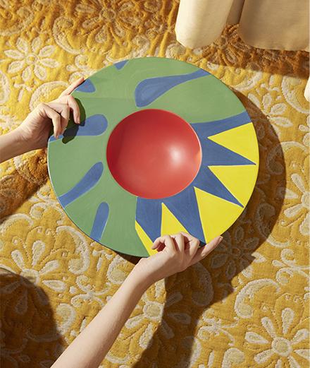 Un tableau de Matisse ressuscité par une collection de design