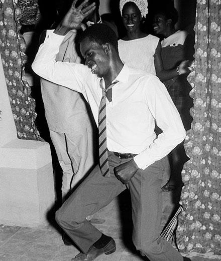 Portfolio : le Mali fantastique de Malick Sidibé