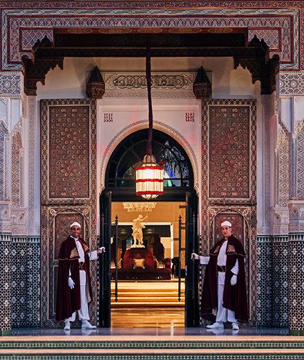 Ce qu'il faut savoir sur La Mamounia, le palace mythique de Marrakech