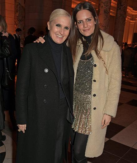 "L'inauguration de l'exposition ""Dior designer of dreams"" au Victoria & Albert Museum"