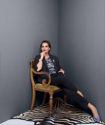Hommage à Maria Luisa, figure libre et passionnée de la mode
