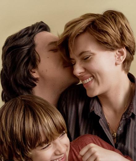 Le couple Adam Driver/Scarlett Johansson se déchire