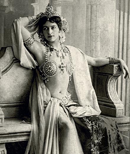 Mata Hari, espionne sulfureuse aux mille visages