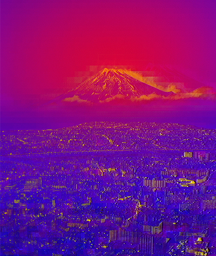 Portfolio : le Tokyo digital de Maxime Passadore
