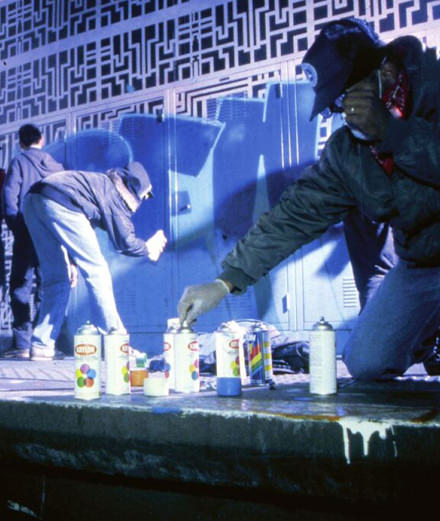 Portfolio : le hip-hop face à son histoire au Pavillon Carré de Baudouin