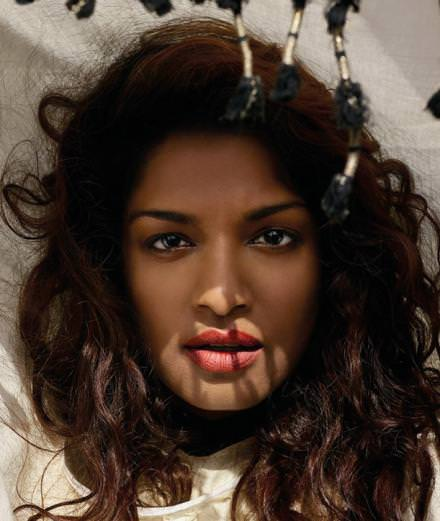 Who is M.I.A, the hottest name in hip-hop right now?