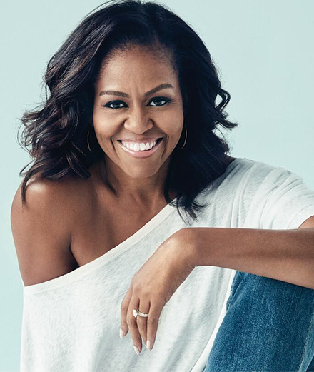 Michelle Obama anime un pique-nique musical avec The Roots