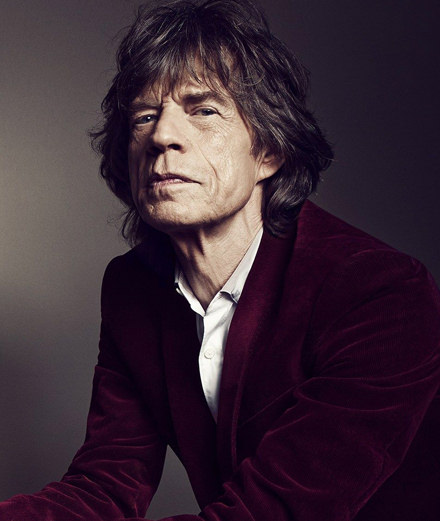 "Mick Jagger, marchand d'art véreux dans ""The Burnt Orange Heresy"""