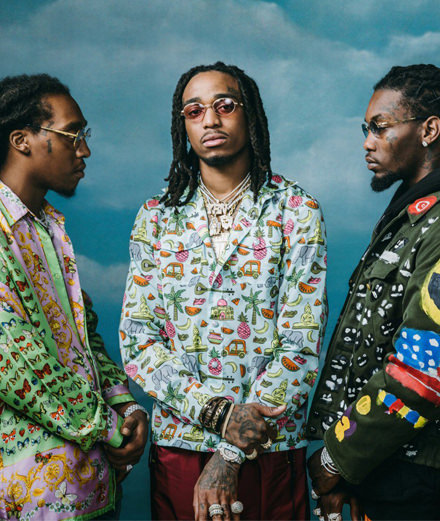"Migos sort le clip ""Stir Fry"" produit par Pharrell Williams"