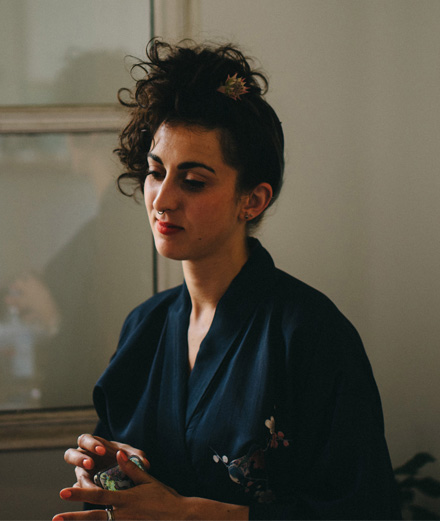 Les artistes de demain sont aux Arts-Déco : rencontre avec Milena Gateau, designer textile