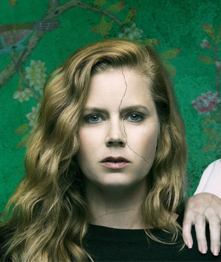 "Amy Adams s'immisce dans des affaires macabres dans la nouvelle série ""Sharp Objects"""