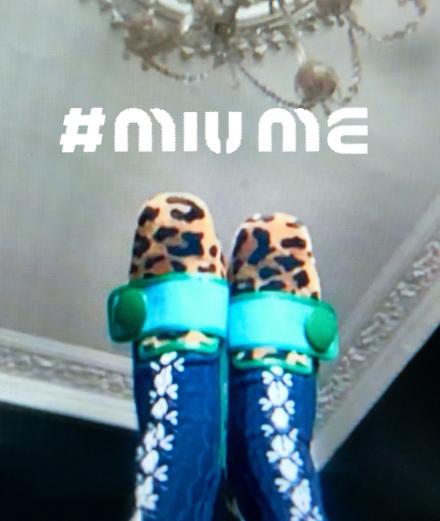 Miu Miu lance un challenge sur Instagram