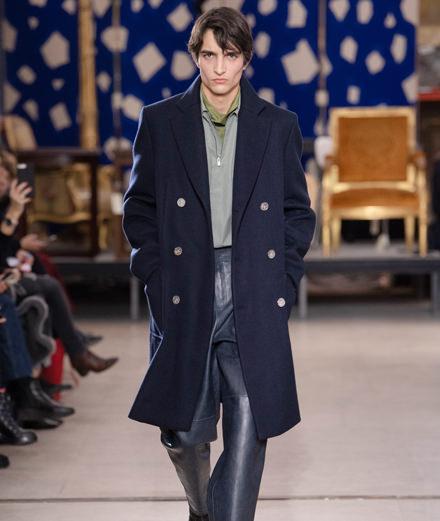Le défilé Hermès homme automne-hiver 2019-2020