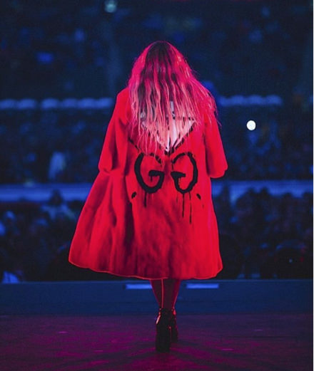 Mais qui est donc  GucciGhost, l'artiste invité par Alessandro Michele à collaborer avec Gucci ?
