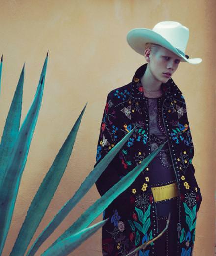 """""""Cowboy Song"""" par Sofia Sanchez et Mauro Mongiello, avec Marjan Jonkman"""