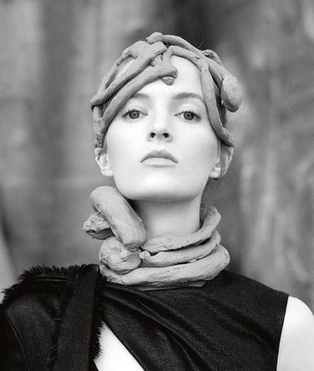 Exclusive: artist Thomas Houseago and photographer Mathieu César's fashion story