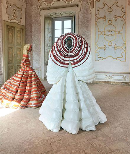 Comment Pierpaolo Piccioli transforme la doudoune en objet couture