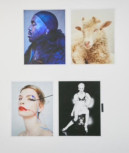 En images : l'exposition Jean-Baptiste Mondino au Studio des Acacias