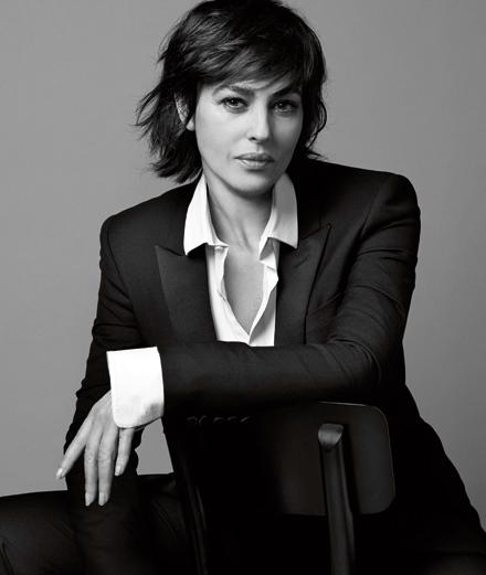 Monica Bellucci se métamorphose en Maria Callas
