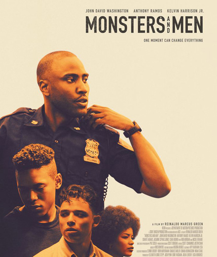 "John David Washington aux prises avec les violences policières dans ""Monsters and Men"""