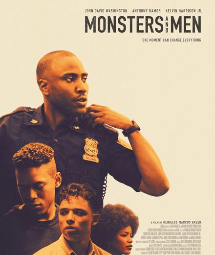 """John David Washington aux prises avec les violences policières dans """"Monsters and Men"""""""