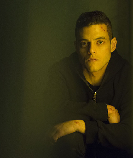 """Mr. Robot"", Golden Globes winner"
