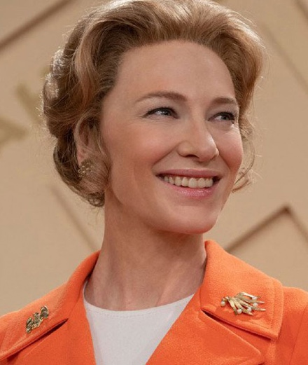 "Cate Blanchett as an antifeminist in ""Mrs. America"""