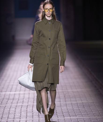 English style according to Mulberry at London fashion week