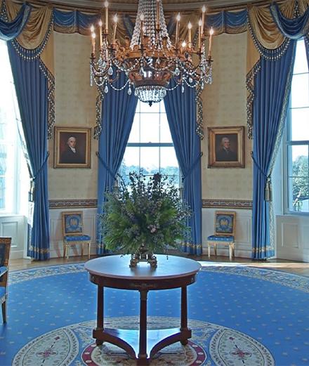Visitez la Maison Blanche comme si vous y étiez