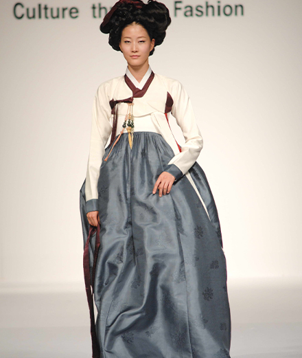 Comment Lee Young-hee a modernisé l'habit traditionnel coréen