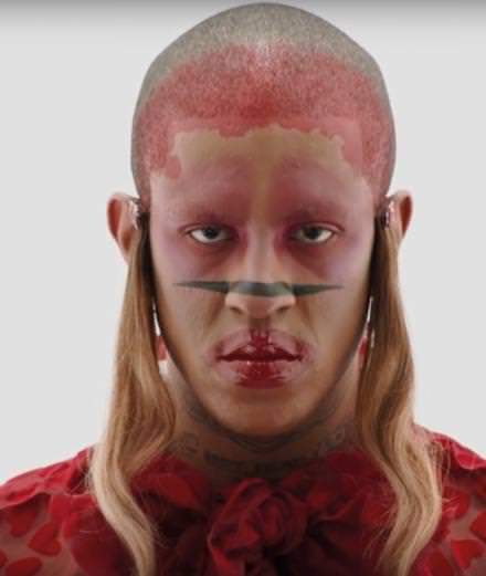 Mykki Blanco s'associe à Pornhub et Nicola Formichetti pour sa nouvelle vidéo