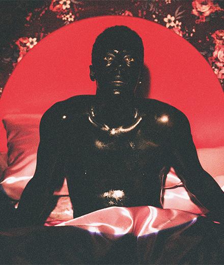 Naeem s'attaque à la masculinité noire dans son premier album
