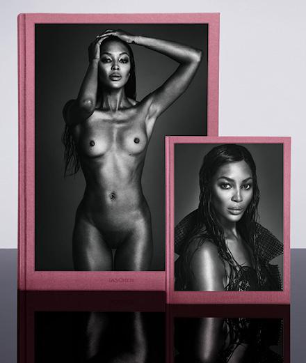 Les plus belles photos de Naomi Campbell réunies par Taschen