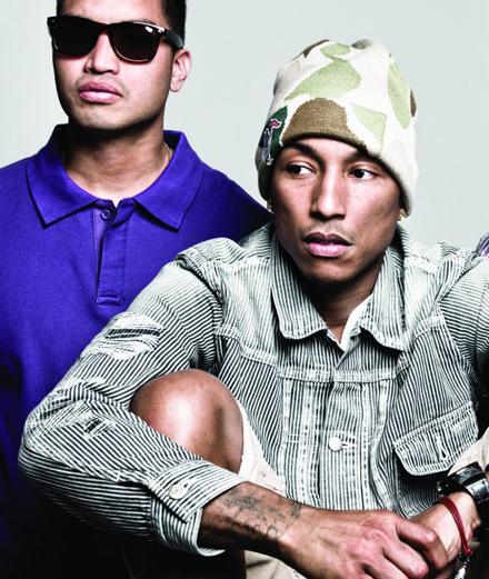 Que nous réserve Pharrell sur le nouvel album de N.E.R.D ?