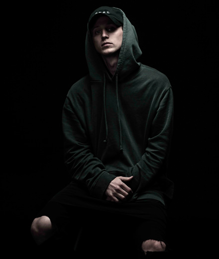 We met NF, the new Eminem already topping the charts in the USA