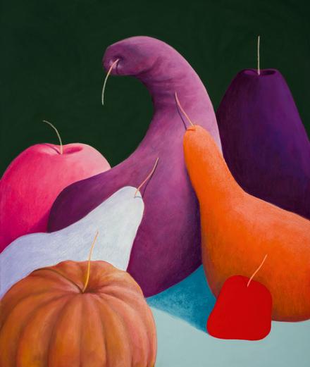 Nicolas Party, de l'animation 3D au pastel coloré